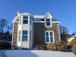 Bute House - Great Sea Views!