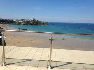 The View - a perfect place to chill in Newquay