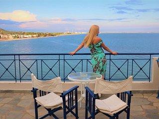 La Casa di Anastasia - Panorama Nea Karvali