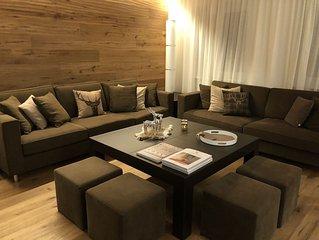 Luxury apartment in Selva Val Gardena on slopes