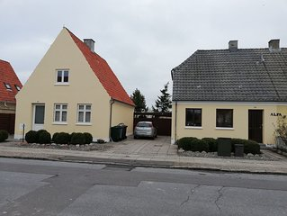 Townhouse in Rødbyhavn is rented out