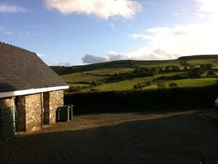 Beautiful Farmhouse in a peaceful rural location, ideal for exploring Ireland