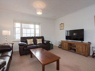 Highgate - a 2 bed 2 bathroom apartment with views of Durham Cathedral
