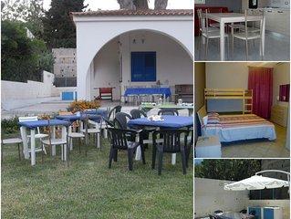 Villa Marika tra Avola e Noto mare e cultura