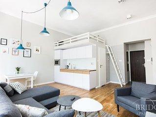 Bridge Apartments 5a (+ Netflix HD)