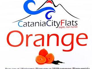 CataniaCityFlats ORANGE appartamento al centro storico di Catania