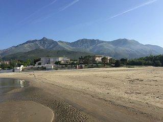 Villa Gaeta sul litorale Pontino