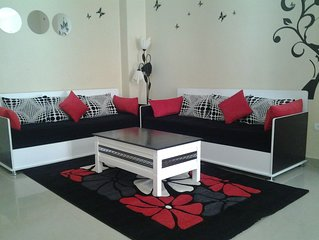 Oran:  Bel appartement a Oran centre ville wifi