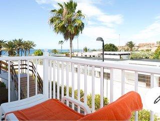 Precioso Apartamento A Pie de Playa!