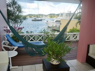 #14a The Harbour, 2-Bed Water-Front Villa