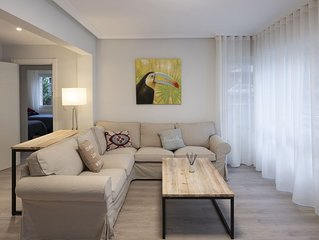 Beautiful apartment 400m from the beach
