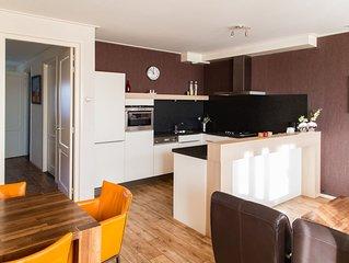 Luxe appartement aan Zeeuwse kust (Zeezot)