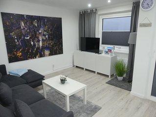 FeWo Sea Lounge II' Ideale Citylage modernes Appartement Bremerhaven-Mitte WiFi