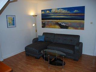 Helle 2-Zimmer-Wohnung mit Blick auf den Wald