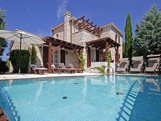Fairytale Villa in Istrien in der Nahe von Medulin und Pula Stadt