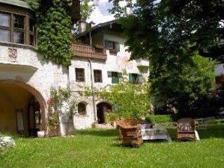 Exklusive Ferienwohnung in denkmalgeschutzter Villa (19. Jh.)