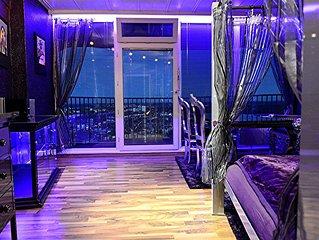 ROYAL-SKY-SUITE im Hotelturm Augsburg 33. Etage