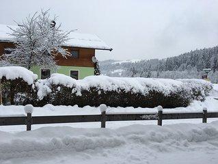 Sonnige Ferienwohnung mit Terrasse in Reith bei Kitzbühel