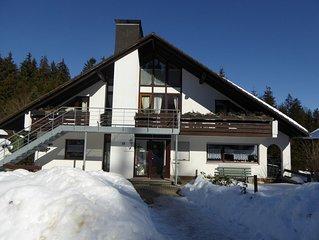 Gemutliche Ferienwohnung fur 2 - 4 Personen in Hinterzarten, inkl. WLAN u. Sauna