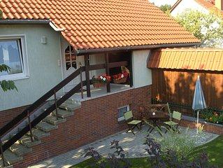 Ferienwohnung im Kurort Bad Saarow am Scharmutzelsee