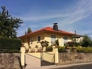 Gepflegtes Ferienhaus in Remagen, zentrums- und rheinnah gelegen