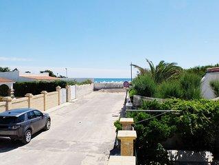 Villa dietro le dune di Torre Lapillo, 30 metri dalla spiaggia