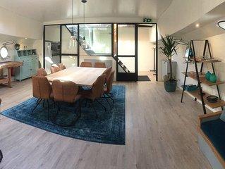 Rooms on Water, een luxe vakantie'huis' op het water in Rotterdam centrum