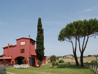 COUNTRY VILLAS FATTORIA LE GUARDIOLE #COUNTRY SUITE 2