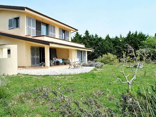 VILLA DOLCE FAR NIENTE See view on Sperlonga hills