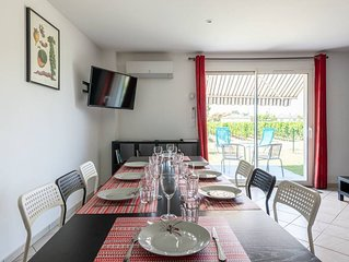 Villa 4 personnes - Libourne