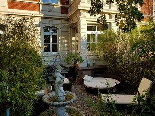 Luxus Apartment mit Traum Terrasse in der Innenstadt von Freiburg