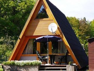 Ferienhaus im Nordschwarzwald - Haus Vicky