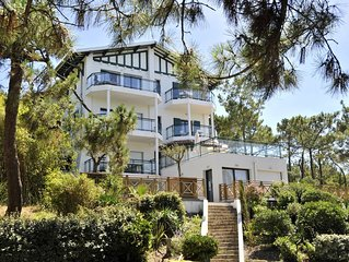 Excellent apartments near the beach and the Bassin of Arcachon