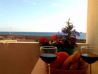 Schöne Ferienwohnung am Hafen von Valle Gran Rey