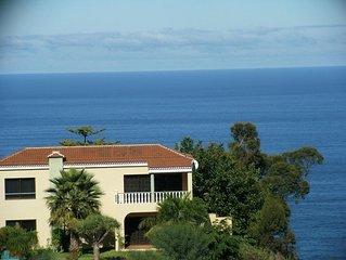 Fewo Vistamar am Meer und in Strand-Nähe, 2 Schlafz. mit Pool, Fitness-Terrasse