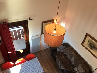 Appartement spacieux avec sauna et salle de fitness