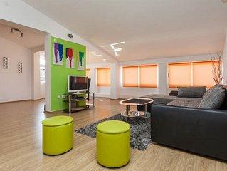 Large spacious apartment 2 (4+1)