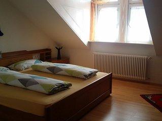 Ferienwohnung Bettina - Ferien am Bodensee 100qm, max. 4 Pers + 1 Baby