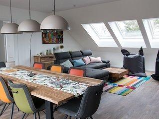 Große OG Wohnung mit 3 Schlafzimmern mit traumhaftem Ausblick