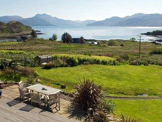 Luxury holiday home on the Isle of Skye