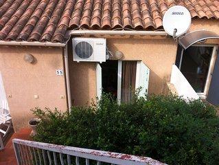 Haus mit Aussicht am Golf von St.Tropez
