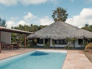 Villa Alegre - villa with private Pool near the beach