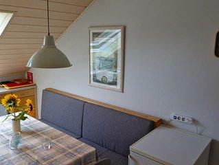 Ferienwohnungen Hansen, Gemütliche Wohnung im Ersten Stock