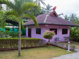 Tropical Home Koh Phangan - Rambutan House