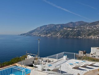 VILLA REGINA - HOLIDAY LUXURY VILLA - MAIORI - AMALFI COAST
