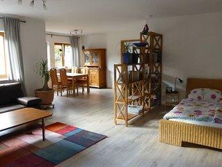 Schone Ferienwohnung in ruhiger, exklusiver Lage in Homburg Schwarzenbach