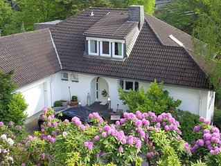 Villa Hortensie in Aachen heisst Sie willkommen!