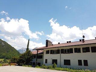 Ferienwohnung, 2Personen, ca. 29m², Erdgeschoss, 1 Wohnschlafzimmer