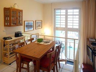 Appartement 220 - 100m zum Strand - Balkon - Schwimmbad - WLAN - PKW Stellplatz