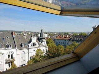 Urlaub uber den Dachern von Wiesbaden